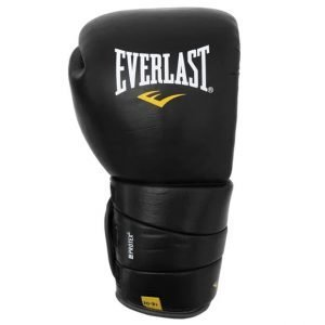 EVERLAST Leather Pro 3 Boxing Gloves