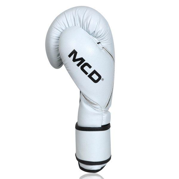 MCD White Boxing Gloves