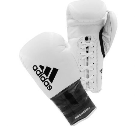 ADIDAS ADIPOWER LACE BOXING GLOVES (1)