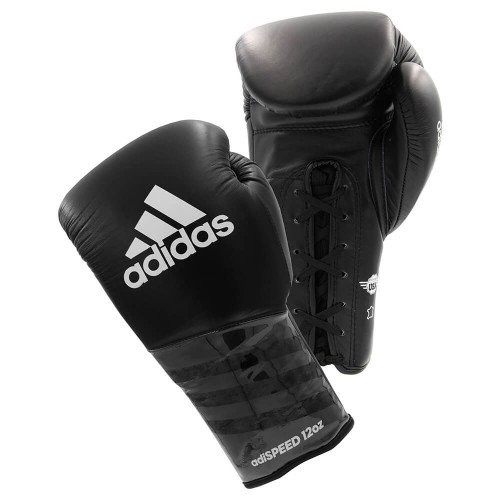 ADIDAS ADISPEED 500 LACE BOXING GLOVES (2)