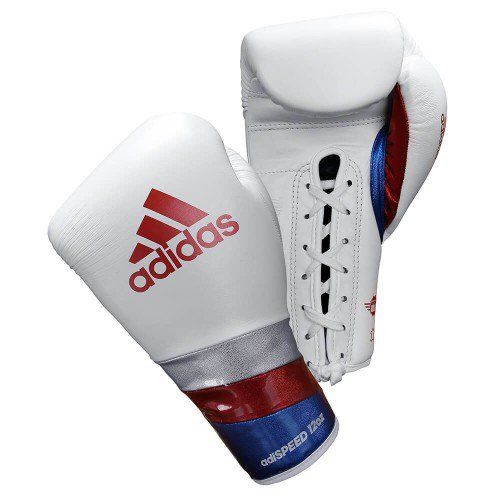 ADIDAS ADISPEED 500 LACE BOXING GLOVES (4)