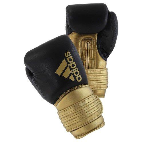 ADIDAS HYBRID 300X GLOVES BLACK GOLD