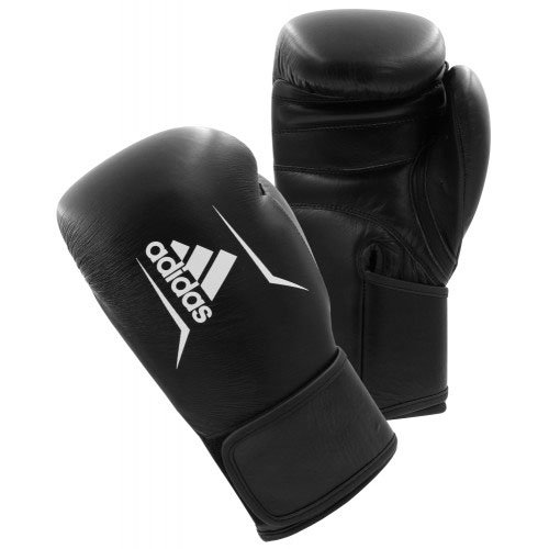 ADIDAS SPEED 175 BOXING GLOVES BLACK