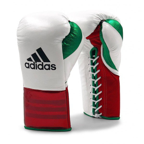 Adidas Mexican Pro Fight Gloves - Foam & Horsehair