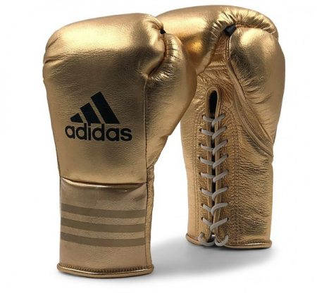 Adidas Mexican Pro Fight Gloves - Horsehair 2
