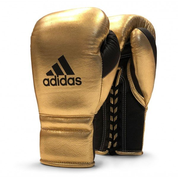 Adidas Mexican Sparring Gloves - Lace2