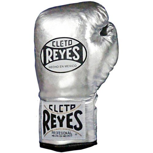 CLETO REYES SILVER BOXING GLOVES