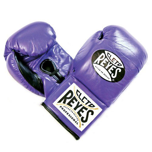 CLETO REYES PURPLE BOXING GLOVES