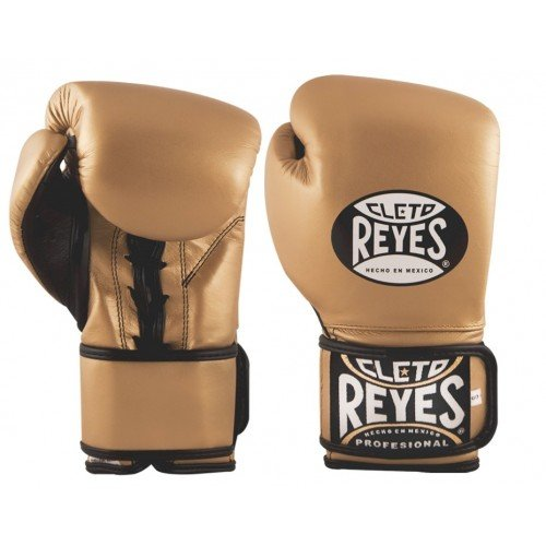 CLETO REYES BOXING GLOVES GOLD