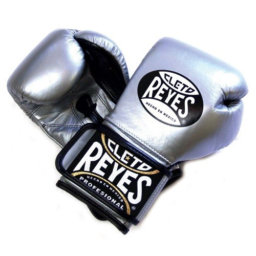 CLETO REYES BOXING GLOVES SILVER