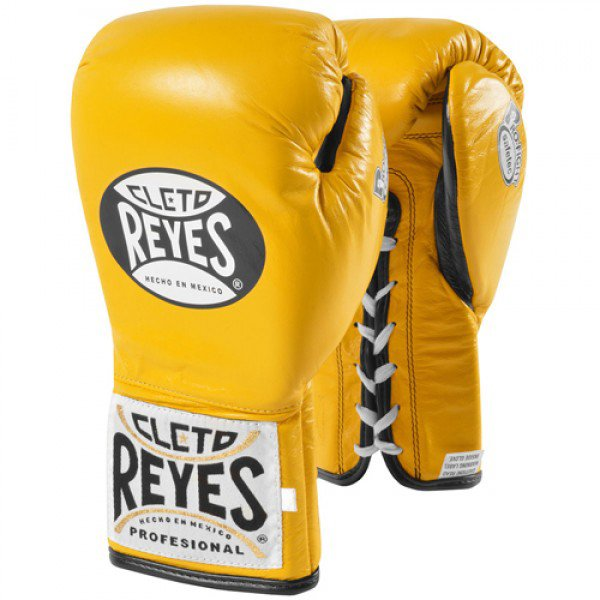 Cleto Reyes 'Safetec' Pro Fight Boxing Glove 4