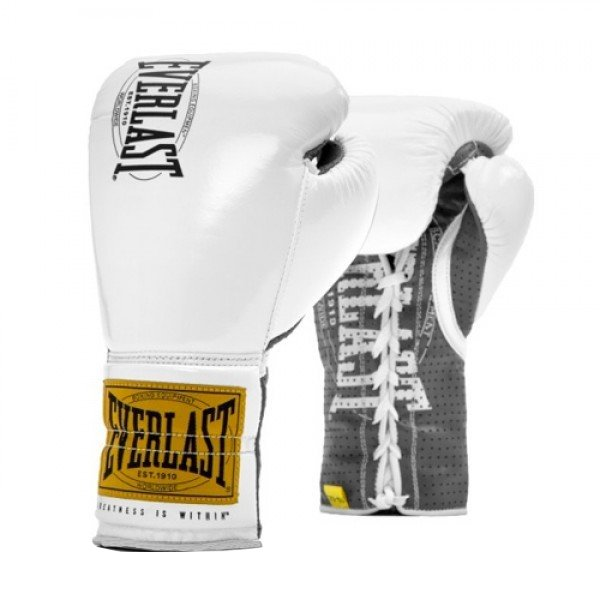 Everlast 1910 Classic Pro Fight Boxing Gloves 4