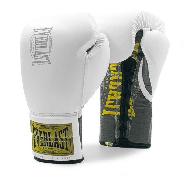 Everlast 1910 Classic Sparring Boxing Gloves - Lace 1