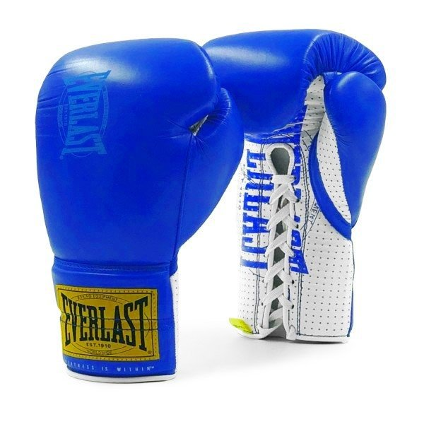 Everlast 1910 Classic Sparring Boxing Gloves - Lace 3