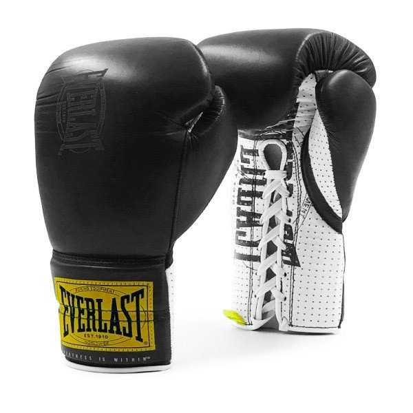Everlast 1910 Classic Sparring Boxing Gloves - Lace 6