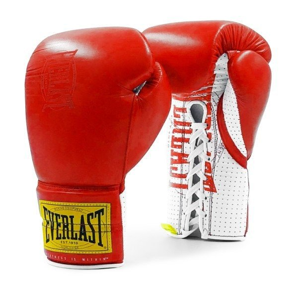 Everlast 1910 Classic Sparring Boxing Gloves - Lace 8
