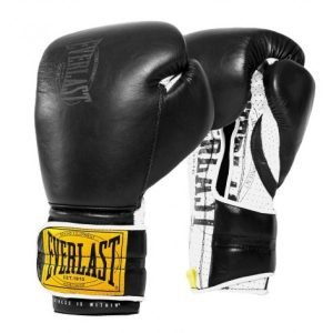 Everlast 1910 Classic Sparring Boxing Gloves - Velcro 1