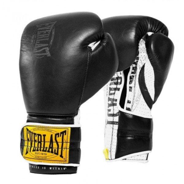 Everlast 1910 Classic Sparring Boxing Gloves - Velcro 1