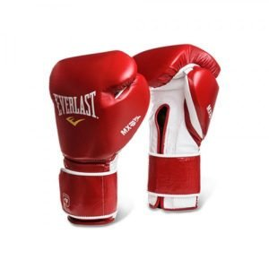 Everlast MX Hook Loop Training Boxing Gloves