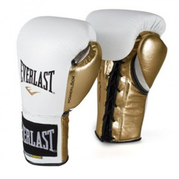 Everlast Powerlock Pro Fight Boxing Gloves 1