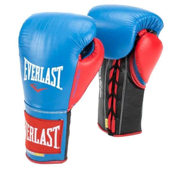 Everlast Powerlock Pro Fight Boxing Gloves 3