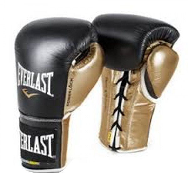 Everlast Powerlock Pro Fight Boxing Gloves 5