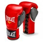 Everlast Powerlock Pro Fight Boxing Gloves 7