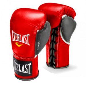 Everlast Powerlock Pro Fight Boxing Gloves 7