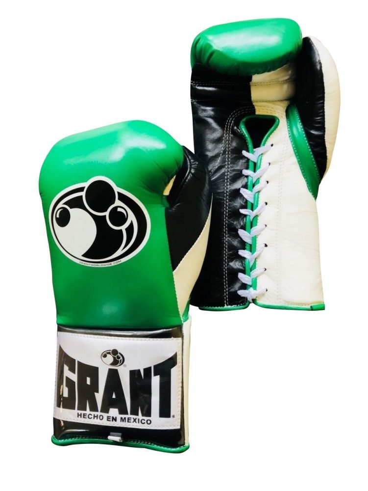 GRANT BOXING AUTHENTIC 10 OZ PRO FIGHT BOXING GLOVES