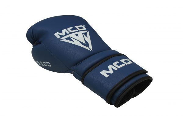 MCD AD100 BOXING GLOVES BLUE
