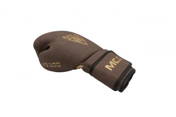 MCD AD100 PRO BOXING TRAINING GLOVES BROWN