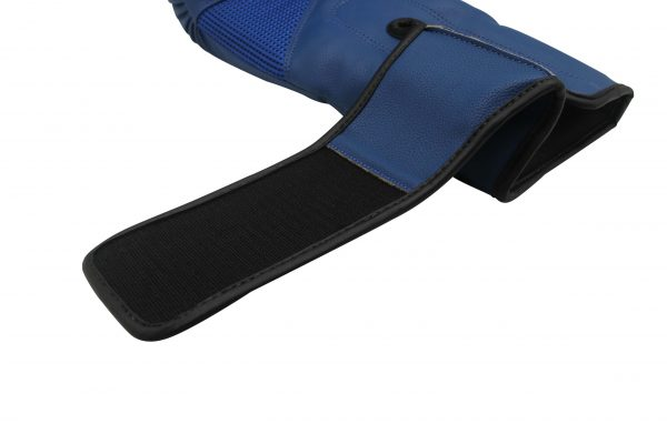 MCD AD100 PROFESSIONAL BOXING GLOVES BLUE
