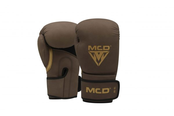 MCD AD100 PROFESSIONAL BOXING GLOVES BROWN