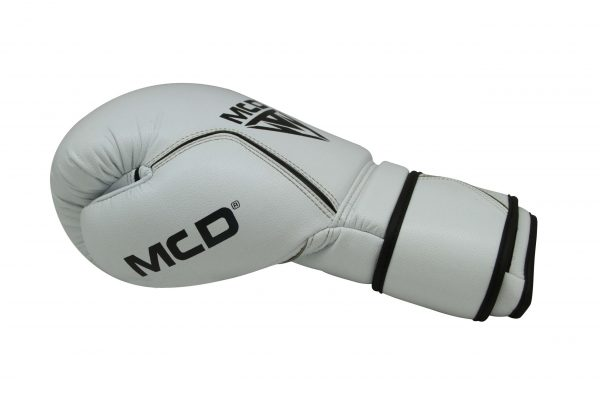 MCD BOXING GLOVES AD100 WHITE