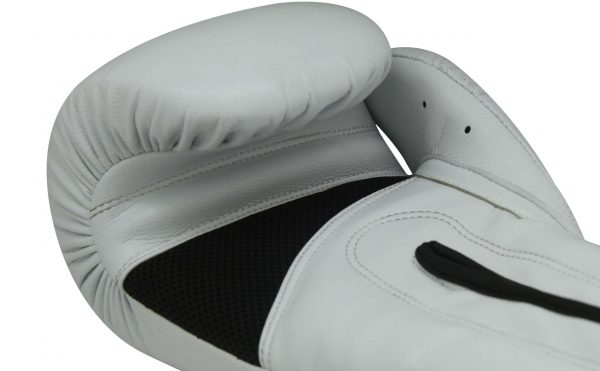 MCD PROFESSIONAL BOXING GLOVES WHITE
