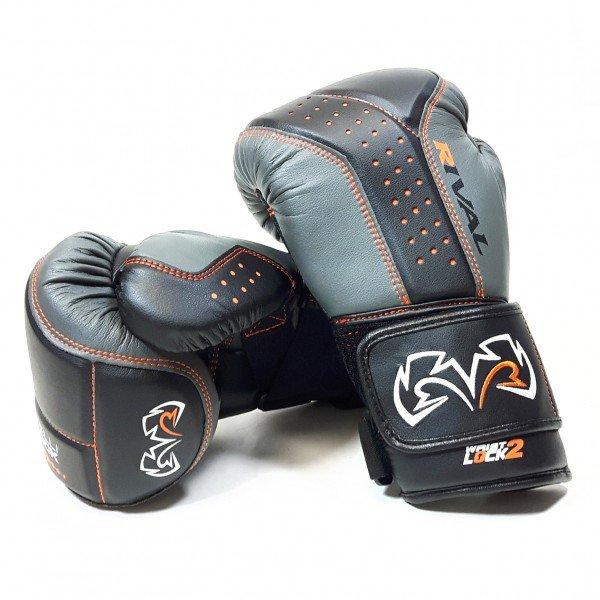 Rival RB10 Intelli-Shock Bag Boxing Gloves 1