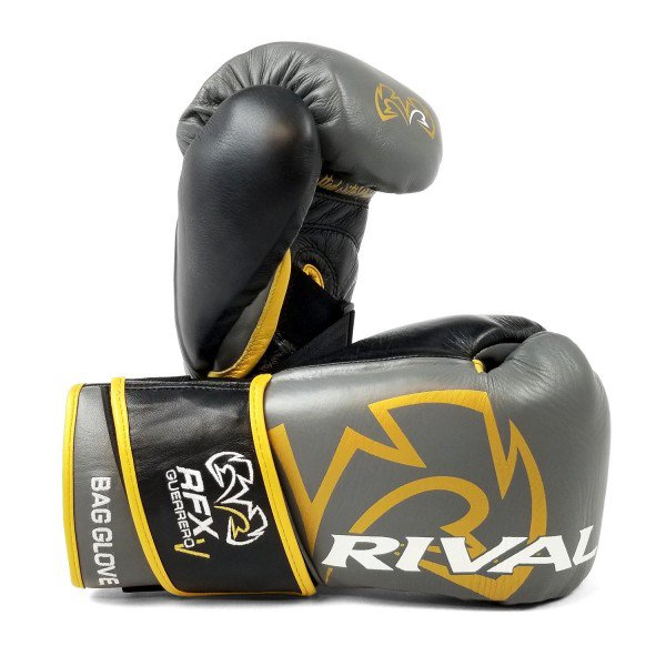 Rival RFX Guerrero Bag Boxing Glove With Velcro Strap - HDE 2