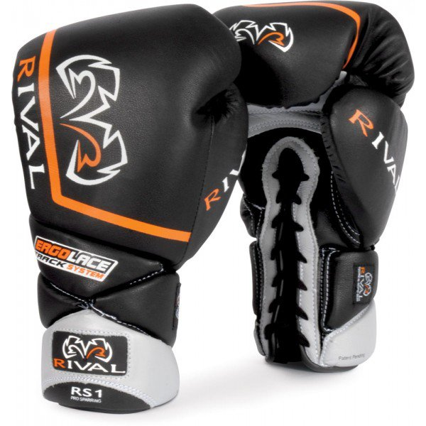 Rival RS1 High Performance Lace Boxing Gloves 2
