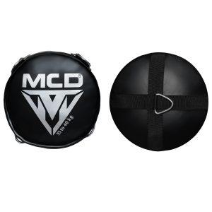 MCD Black Punch Bag