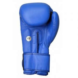 Adidas AIBA Licensed Blue Boxing Gloves