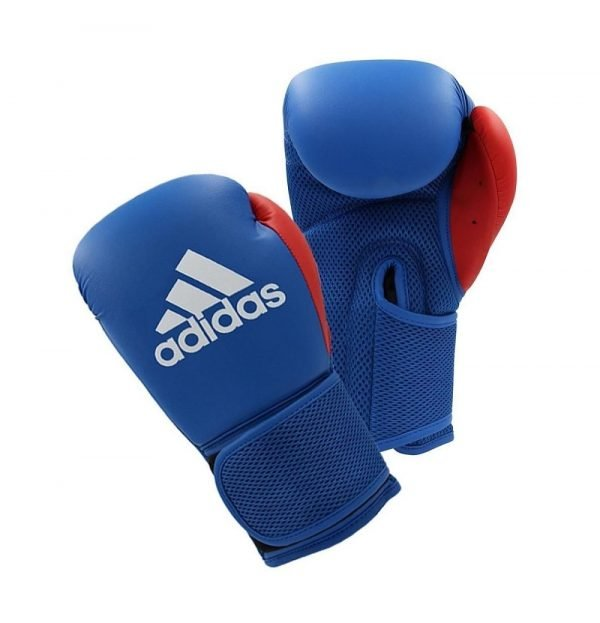 Adidas Boxing Gloves Blue