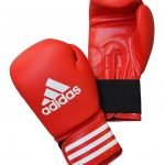 Adidas Performer Boxing Gloves - Red