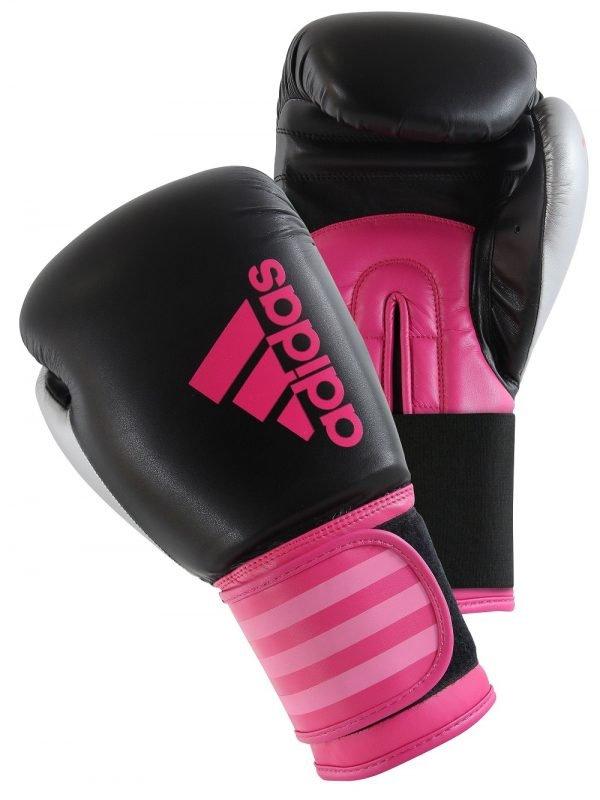 Adidas Womens Hybrid 100 Boxing Gloves