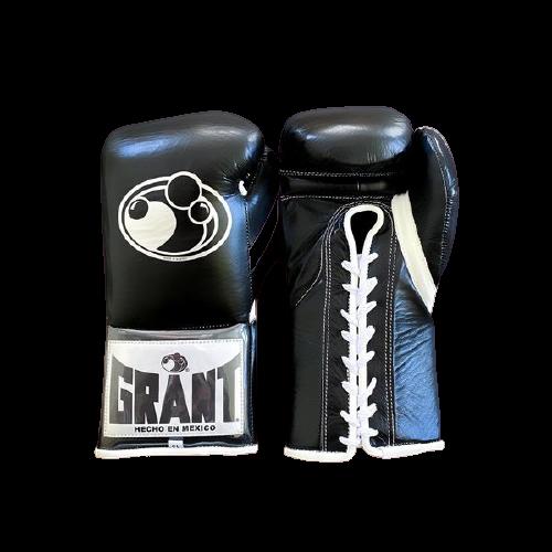Black Grant Boxing gloves