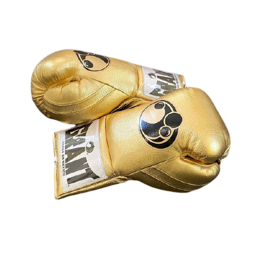 Grant Boxing gloves Gold