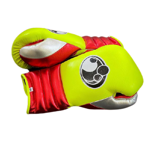 Grant Boxing gloves Lime
