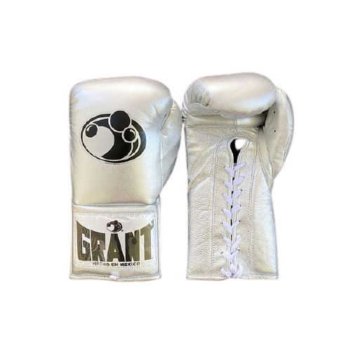 Grant Boxing gloves SIlver