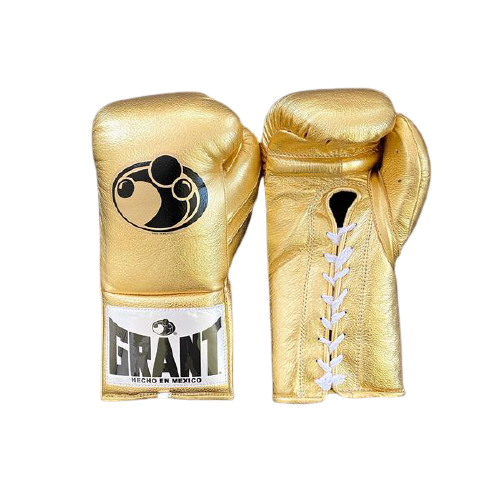 Grant Boxing gloves pro gold