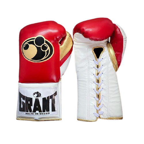 Grant Boxing gloves Red