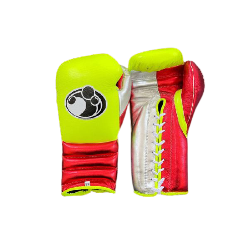 Lime Grant Boxing gloves